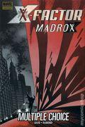 X-Factor Madrox Multiple Choice HC (2008) 1-1ST