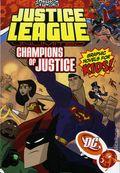 Justice League Unlimited TPB (2005-2006 DC Digest) 3-1ST