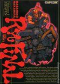 Street Fighter III Ryu Final TPB (2007-2008 Udon) 1-1ST