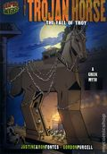 Graphic Universe: Trojan Horse The Fall of Troy GN (2007 Lerner) A Greek Myth 1-1ST
