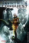 Annihilation Conquest HC (2008 Marvel) 1-1ST