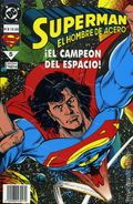 Superman The Man of Steel TPB (1994 Spanish Edition) 5-1ST