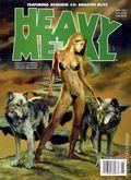 Heavy Metal Magazine (1977) Vol. 31 #2