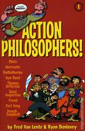 Action Philosophers Giant Size Thing TPB (2006) 1-1ST
