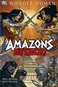 Wonder Woman Amazons Attack HC (2007) 1-1ST