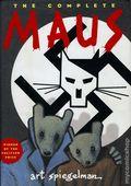Complete Maus A Survivor's Tale HC (1996 Raw/Pantheon) 1-1ST