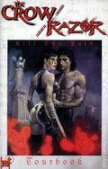 Crow Razor Kill the Pain (1997) Tour Book 1A