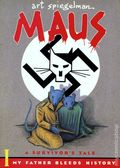 Maus A Survivor's Tale GN (1986-1992 Pantheon) 1-1ST