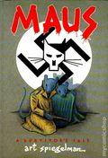 Maus A Survivor's Tale HC (1986-1992 Pantheon Books) 1-1ST