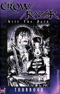 Crow Razor Kill the Pain (1997) Tour Book 1B