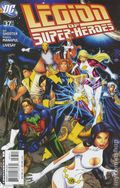 Legion of Super-Heroes (2005-2009 5th Series) 37B
