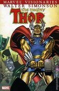 Thor Visionaries Walt Simonson TPB (2000-2008 Marvel) 1st Edition 5-1ST