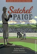 Satchel Paige Striking Out Jim Crow GN (2007 Hyperion Books) 1st Edition 1-1ST