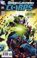 Green Lantern Corps (2006) 21