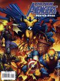New Avengers Poster Book (2008) 0