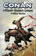 Conan The Blood-Stained Crown TPB (2008 Dark Horse) 1-1ST