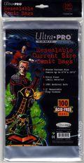 Comic Bags: Current Resealable 100pk Polypropylene