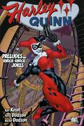 Harley Quinn Preludes and Knock-Knock Jokes HC (2008 DC) 1-1ST