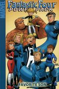Fantastic Four and Power Pack TPB (2008 Marvel Digest) 1-1ST