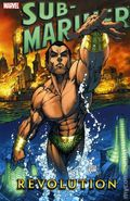 Sub-Mariner Revolution TPB (2008 Marvel) 1-1ST