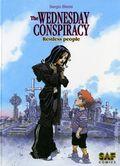 Wednesday Conspiracy HC (2005-2008 SAF Comics) 3-1ST