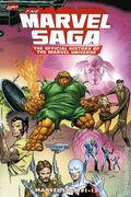 Essential Marvel Saga TPB (2008 Marvel) 1-1ST