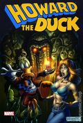 Howard The Duck Omnibus HC (2008 Marvel) 1A-1ST