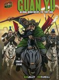 Graphic Universe: Guan Yu Blood Brothers to the End HC (2008 Lerner) A Chinese Legend 1-1ST