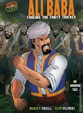 Graphic Universe: Ali Baba Fooling the Forty Thieves HC (2008 Lerne) An Arabian Tale 1-1ST