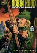 Graphic Universe: Robin Hood Outlaw of Sherwood Forest GN (2008 Lerner) An English Legen 1-1ST