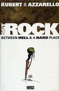 Sgt. Rock Between Hell and a Hard Place HC (2003 DC/Vertigo) 1-1ST