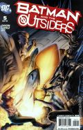 Batman and the Outsiders (2007 2nd Series) 5