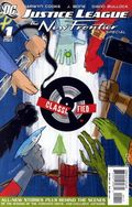 Justice League The New Frontier Special (2008) 1