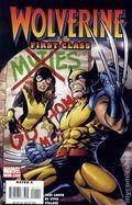 Wolverine First Class (2008) 1