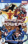 DK Readers: Marvel Heroes Amazing Powers SC (2008 DK Readers) 1-1ST