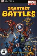 DK Readers: Marvel Heroes Greatest Battles SC (2008 DK) 1-1ST