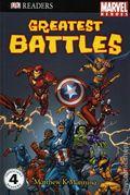 Marvel Heroes Greatest Battles HC (2008 DK Readers) 1-1ST