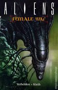 Aliens Female War TPB (1996 Dark Horse) 1-1ST