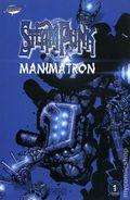 Steampunk TPB (2001-2003 DC/Cliffhanger) 1-1ST