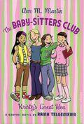 Baby-Sitters Club HC (2006 Scholastic) B&W Edition 1-REP