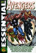 Essential Avengers TPB (1998- Marvel) 1st Edition 6-1ST