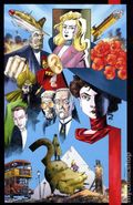 Absolute League of Extraordinary Gentlemen The Black Dossier HC (2008 ABC) 1-1ST