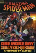 Spider-Man One More Day HC (2008 Marvel) Premiere Edition 1B-1ST