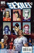 New Exiles (2008 Marvel) 0