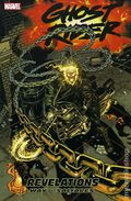Ghost Rider TPB (2007-2008 Marvel) By Daniel Way 4-1ST