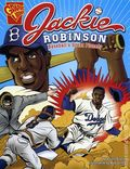 Graphic Library: Jackie Robinson GN (2006 Capstone) Baseball's Great Pioneer 1-1ST