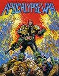 Apocalypse War TPB (1984 Titan Books) The Chronicles of Judge Dredd 1-REP