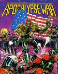Apocalypse War TPB (1984 Titan Books) The Chronicles of Judge Dredd 2-1ST