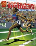 Graphic Library: Wilma Rudolph GN (2006 Capstone) Olympic Track Star 1-1ST