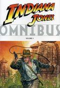 Indiana Jones Omnibus TPB (2008 Dark Horse) 1-1ST